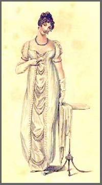 Ackermann, Ball Dress1809