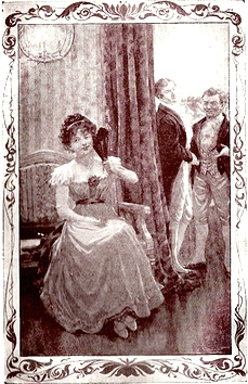 Illustration from Pride & Prejudice by Lex de Renault