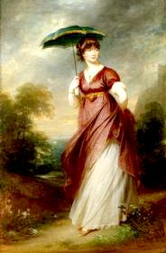 Princess Augusta by William Beechey, 1802