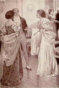 Illustration by A.A. Dixon, Sense &Sensibility