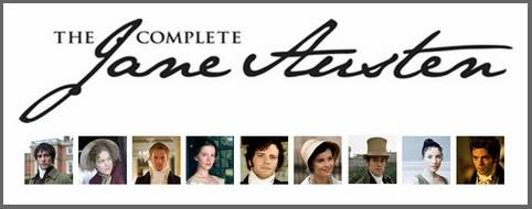 Image of banner of The Complete Jane Austen PBS(2008)