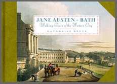 Book cover, Jane Austen inBath