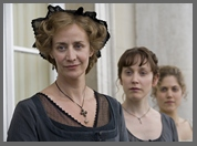 Image of the Dashwood family, Sense & Sensibility, PBS, (2008)