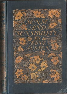 Image of book cover of Sense & Sensibility, George Allen, London (1899)