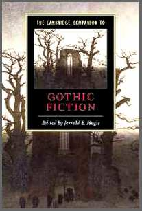 Image of the book cover to The Cambridge Companion to Gothic Fiction(2002)
