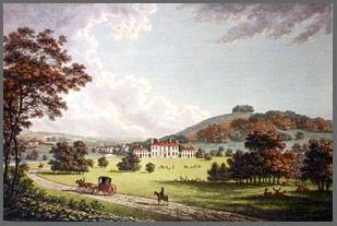 Image of Godmersham Park, by W. Watts (1799)