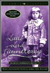 Image of the book cover of Little Lord Fauntleroy, by Frances Hodgson Burnett
