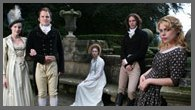 Image of the cast of Mansfield Park, PBS