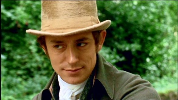 JJ Feild as Henry Tilney in Northanger Abbey 2007