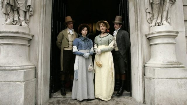 Northanger Abbey 2007 cast