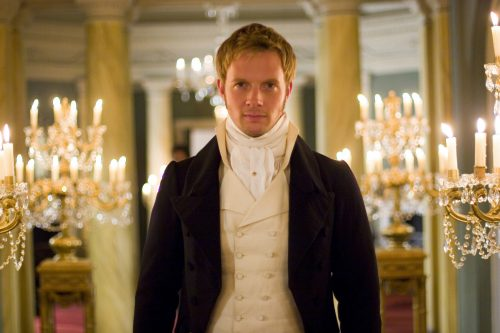 Rupert Penry-Jones as Captain Frederick Wentworth in Persuasion (2007)