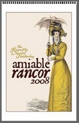 Image of Pemberley 2008 Aimable Rancor Wall Calender
