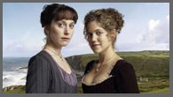 Image of the Dashwood sisters of Sense & Sensibility, PBS 2008