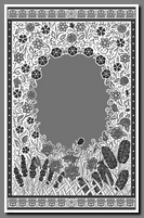 Image of Transparent Layers, Austen Cover, by ElizabethTraynor
