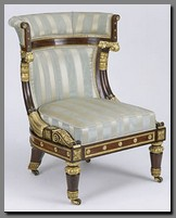 Image of Empire Chair