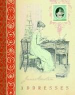 Image of Jane Austen addressbook