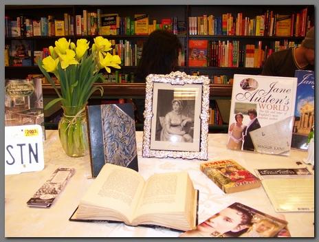 Image of Vintage Jane Austenitems