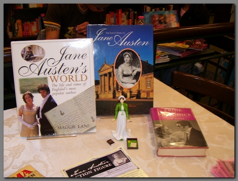 Image of Jane Austen ActionFigure