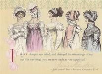 Image of Jane Austen notecard
