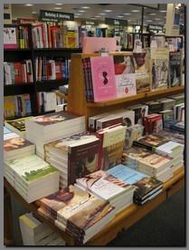 Image of Jane Austen tabledisplay