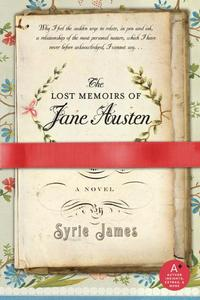 Image of the cover of The Lost memoirs of Jane Austen, by Syrie James