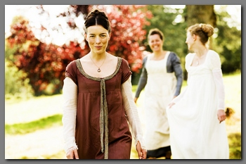 Image of Olivia Williams as Jane Austen, in Miss Austen Regrets, (2008)