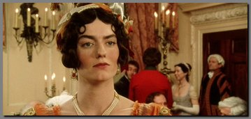 Image of Caroline Bingley, Pride & Prejudice, (1995)