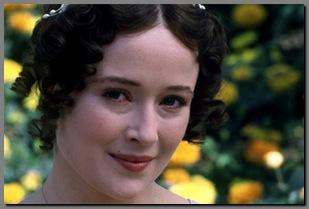 Image of Jennifer Ehle as Elizabeth Bennet, Pride & Prejudice, BBC,(1995)