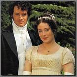 Image of Lizzy & Darcy, Pride & Prejudice, BBC,(1995)