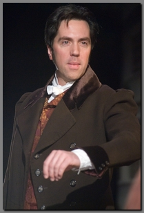 Image of John Bogar as Captain Wentworth, Persuasion, Book-It Rep, (2008)