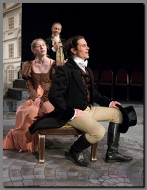 Image of Ricky Coats as William Elliot, Persuasion, Book-It, Rep, (2008)
