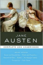 Image of the cover of Jane Austen SevenNovels