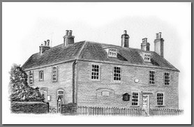 Image of Chawton Cottage, Chawton, Hampshire, by Nan, The Republic of Pemberley