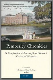 Image of cover of The Pemberley Chronicles,(2008)