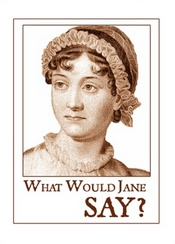 Image of What Would Jane Say greetingcard