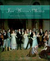 Image of the cover of Jane Austen\'s World, by Maggie Lane (2005)