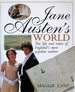 Image of the cover of Jane Austen\'s World, by Maggie Lane, (1996)