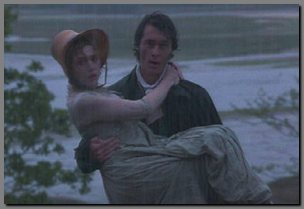 Image of Kate Winslet and Greg Wise, Sense and Sensibility,(1995)
