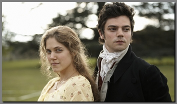 Image of Charity Wakefield and Dominic Cooper, Sense and Sensibility,(2008)