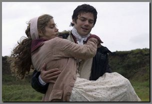 Image of Charity Wakefield and Dominic Cooper, Sense and Sensibility, (2008)