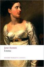 Image of the cover of Emma, by Jane Austen, Oxford World Classic, (2008)