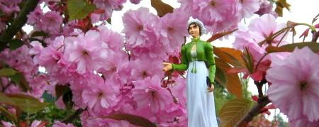 Image of Jane Austen action figure