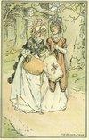 Illustration by H,M, Brock, (1906)