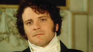 Image of Colin Firth as Mr. Darcy, Pride and Prejudice, (1995)