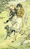 Illustration by C.E. Brock, Sense and Sensibility, J. M. Dent, (1898)