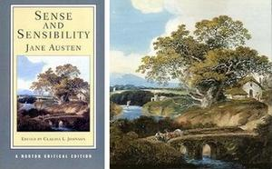 Image of the cover of Sense and Sensibility, Norton Critical Edition (2003)