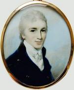 Image of miniature portrait of Tom Lefroy, (1798)