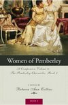 Image of the cove of The Women of Pemberley, by Rebbeca Ann Collins, Sourcebooks, (2008)