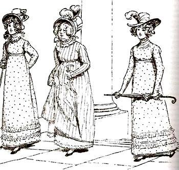 Illustration by Hugh Thomson, Pride and Prejudice (1894)