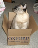 Image of Molly the Oxford scholar